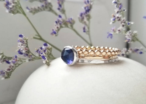 Mothers Day Stacking Rings Daily Hive