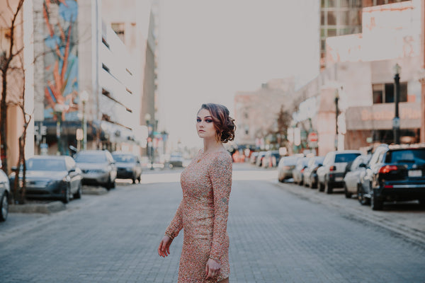 Art Deco Photo Shoot - LanaBetty + GH Photography - Edmonton