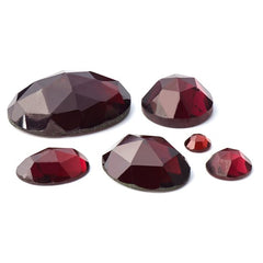 LanaBetty - Faceted Garnet