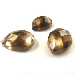 LanaBetty - Faceted Smoky Quartz