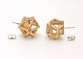 Cube Earrings - LanaBetty Designs - 2