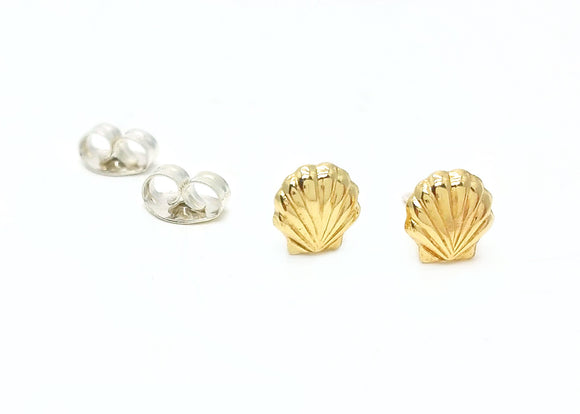 Little Seashell Post Earrings