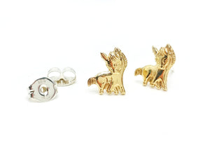 Little Pony Post Earrings