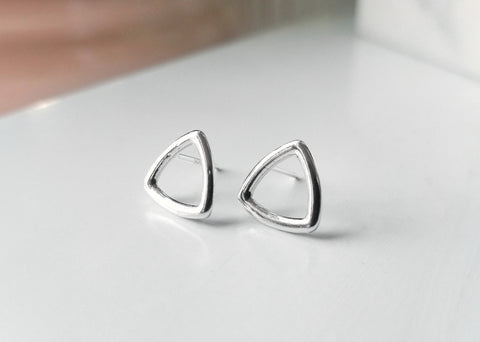 Acme Post Earrings - Triangle
