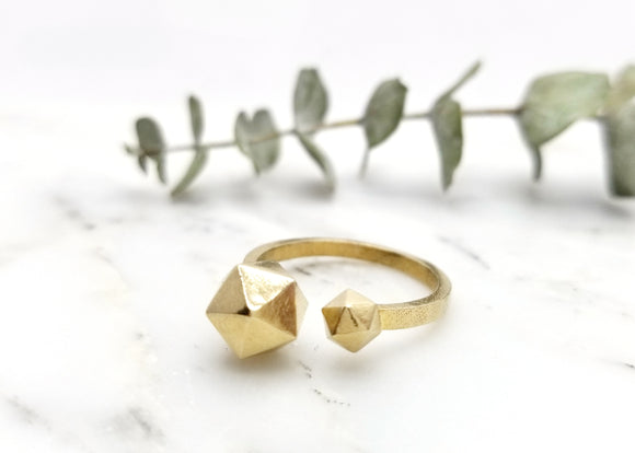 Polyhedron Ring