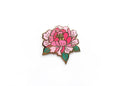 Graceful Peony Lapel Pin