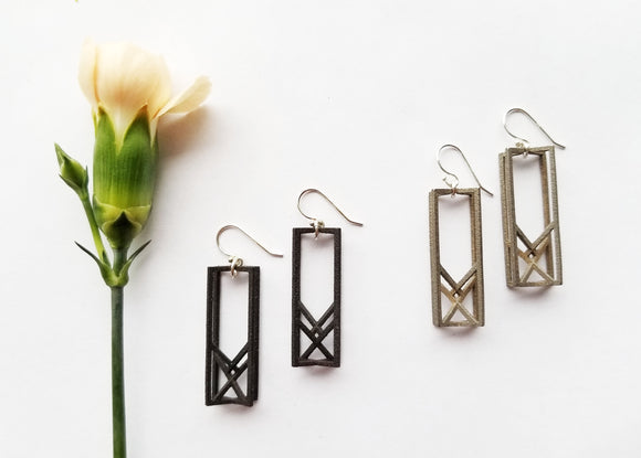 Irregular Rectangle Dangles