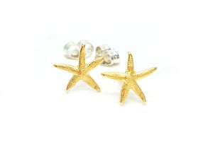 Little Starfish Post Earrings