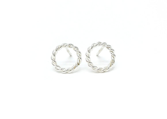 Lasso Post Earrings