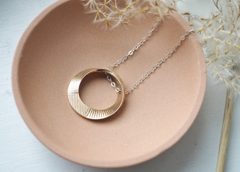 Mobius Necklace