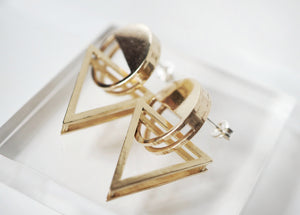 Scalene Earrings