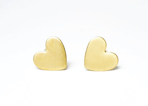 Little Heart Post Earrings