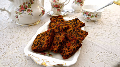Cocketts' Fruitcake