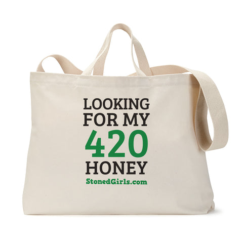 420 Honey Tote Bag