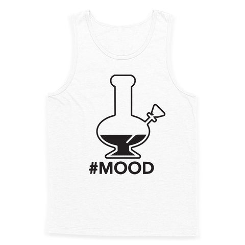 Hashtag Mood Bong Tank Top