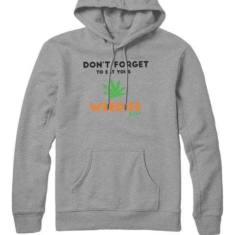 Eat Your Weedies Hoodie