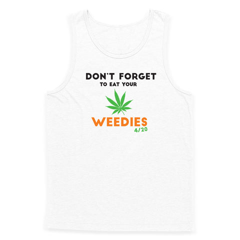 Eat Your Weedies Tank Top