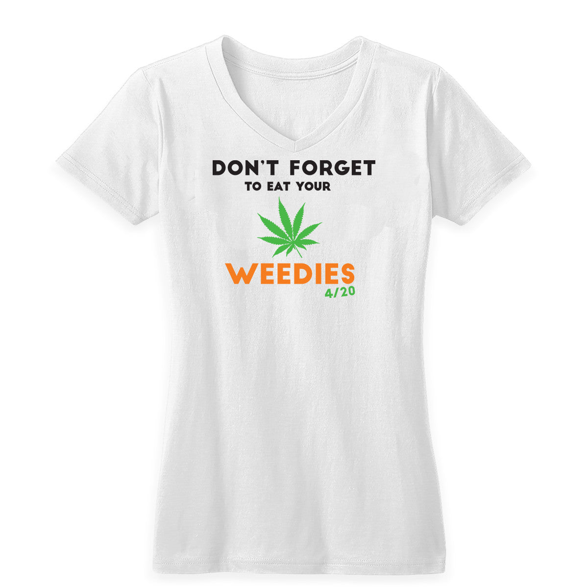 Eat Your Weedies Women's Tee