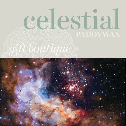 Paddywax Candles - Celestial