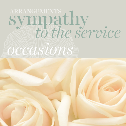 Occasions - Sympathy to the Service