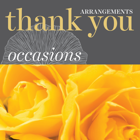 Occasions - Thank You