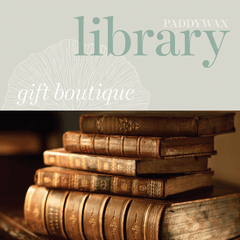 Sweetpea's - Paddywax, Library