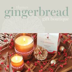 Sweetpea's - Thymes, Gingerbread