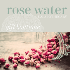 Sweetpea's - U.S. Apothecary, Rose Water