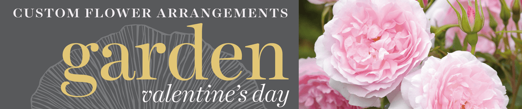 Sweetpea's Toronto Florist - Garden Inspired Valentine's Day Flower Arrangements