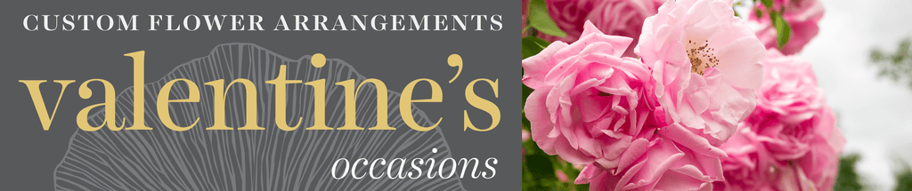 Sweetpea's Toronto Florist - Valentine's Day Flower Arrangements & Bouquets