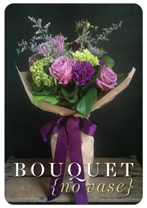 Sweetpea's - Bouquet Flower Arrangement