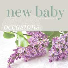 Sweetpea's Toronto's Best Florist - Flowers for New Baby