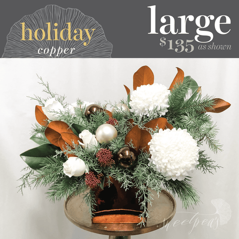 Seasonal Holiday - Copper (Large)