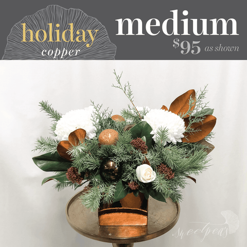 Seasonal Holiday - Copper (Medium)
