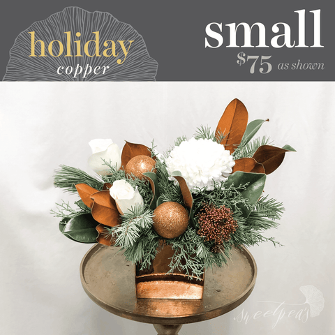 Seasonal Holiday - Copper (Small)