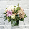 New York Contemporary, Pastel - Floral Arrangement (Medium)