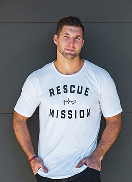 Rescue Mission Long Tee - Multicolor