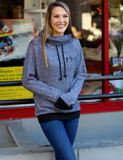 Women's FHL Cowl Neck Sweatshirt