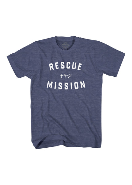 Rescue Mission Tee - Multicolor