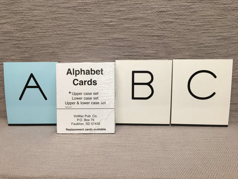ABC Cards   (A-Z or A-D)
