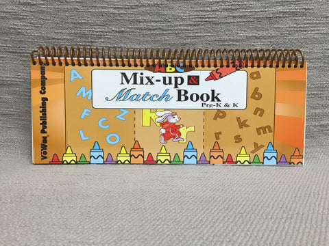 Mix-up & Match Book  (PK-MM)