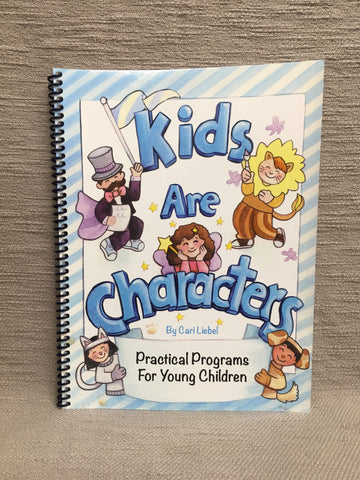 Kids are Characters (KAC)