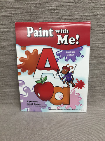 Paint With Me!  (PK-P) Another VoWac Original!