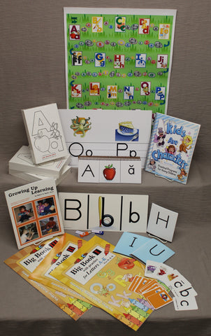 Pre-Kindergarten Package (TM-PK) (Z) or (D)