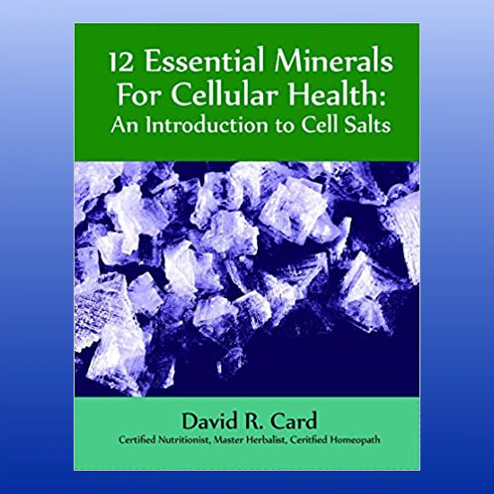 12 Essential Minerals for Cellular Health