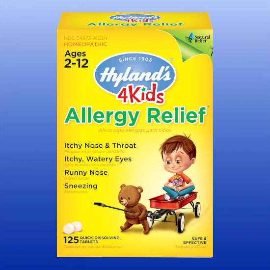 4 Kids Allergy Relief 125 quick dissolve tablets