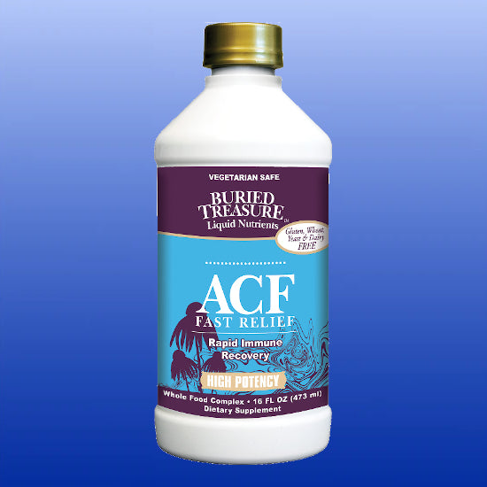 ACF Fast Relief Immune Support 16 fl. oz.