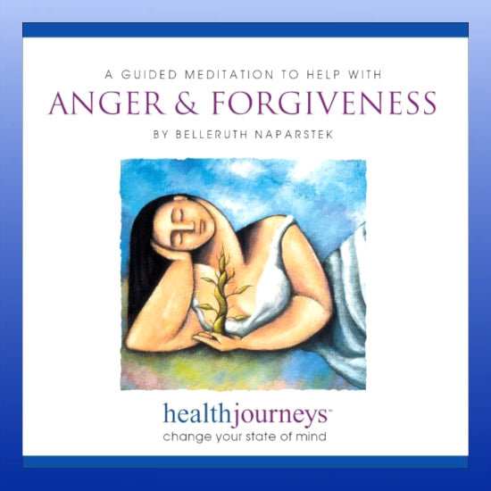 Anger and Forgiveness CD