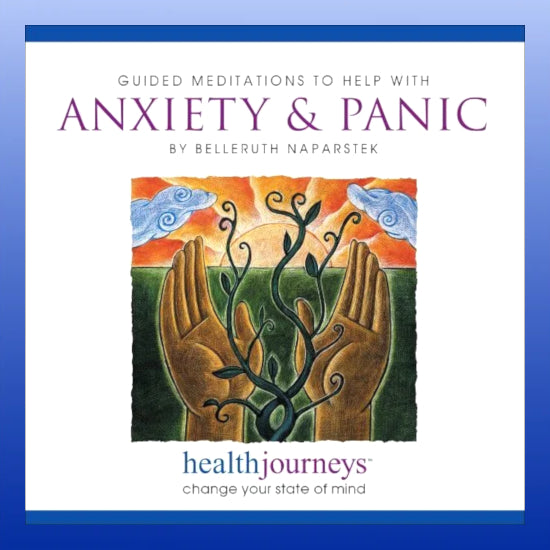 Anxiety and Panic CD