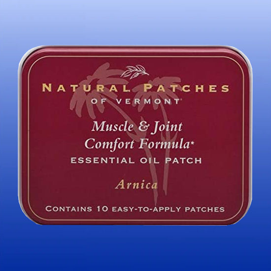 Arnica / Muscle & Joint Comfort Tin 10 Patches